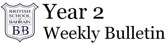 Year 2 Bulletin