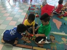 N5 Building Together